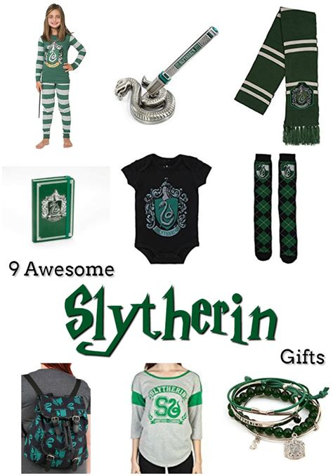 books for harry potter fans 9 slytherin gifts for harry potter fans fundamental