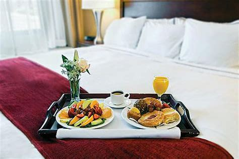 room for two the breakfast in bed series books is hotel room service going to be a thing of the past
