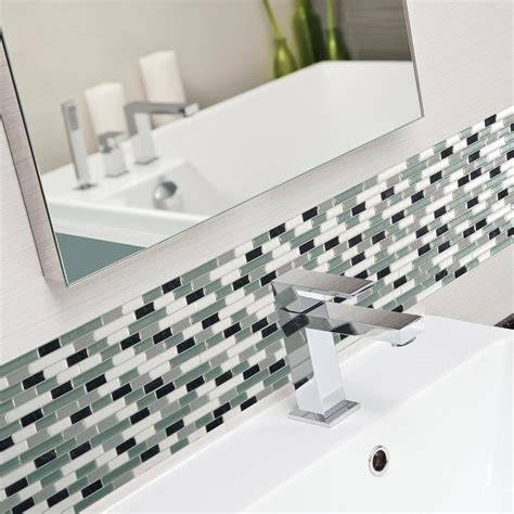 smart tiles bellagio sabbia approximately 3 in w x 3 in smart tiles muretto prairies approximately 3 in w x 3 in