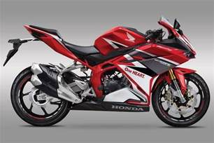 Honda Cbr 250 The All New Honda Cbr250rr Is Finally Here And It S
