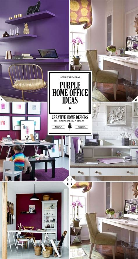 purple office decor the 25 best purple office ideas on pinterest