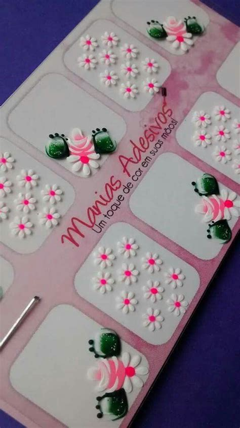 Toe Nail Sticker Kuku Kaki 5128 370 best images about arte nas unhas on nail nails and manicures
