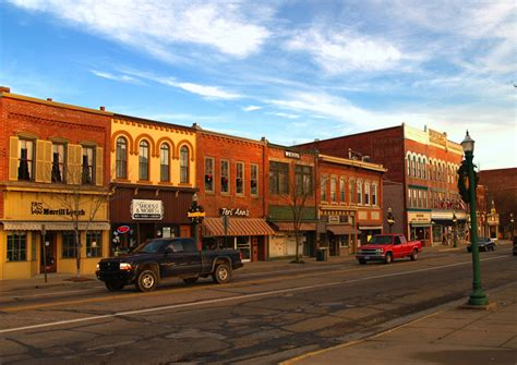 small towns in america small town america a photo from ohio midwest trekearth