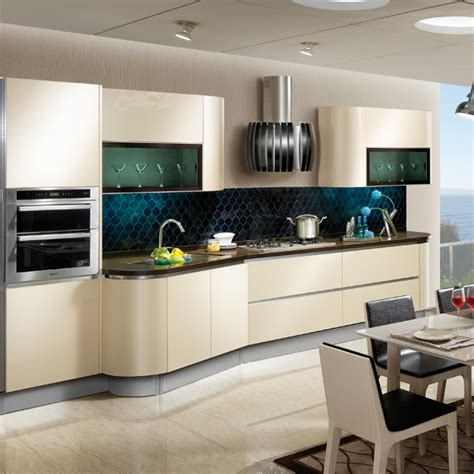 kitchen cabinet ideas 2014 oppein kitchen cabinets in the 116th canton fair luxury