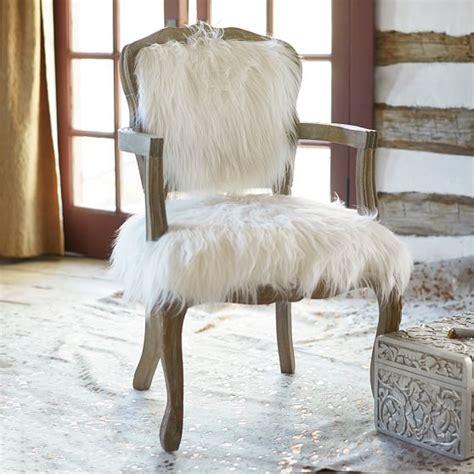 Faux Fur Chairs by Faux Fur Ooh La La Chair Pbteen