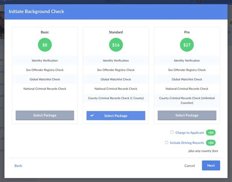Mba Background Check Salary by Using Checkr For Background Checks
