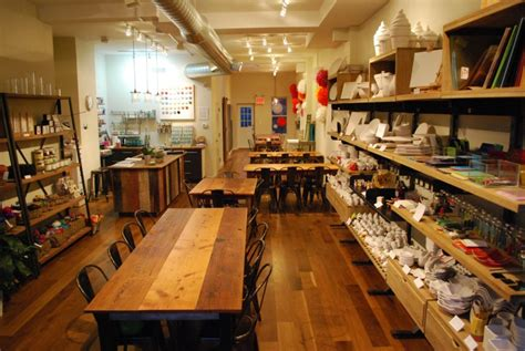 art and craft studio paint your own holiday themed gifts in forest hills ny
