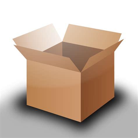 file open cardboard box husky png wikimedia commons
