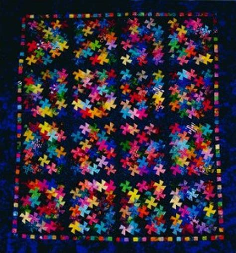 charmed twister quilt pattern from amy s wagon wheel