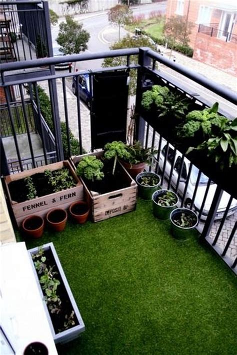 Small Balcony Garden Ideas Balcony Garden Design Ideas Hative