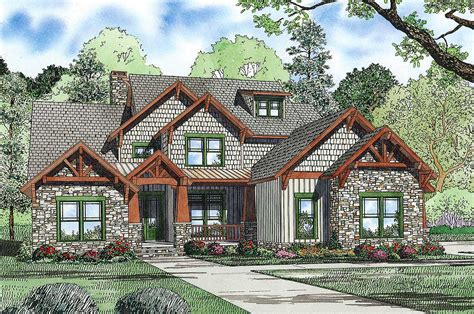 rustic and rugged 59994nd architectural designs