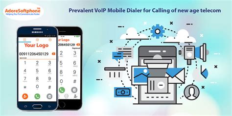 mobile dialer prevalent voip mobile dialer for calling of new age