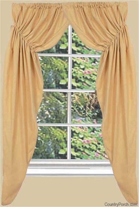 country house collection curtains homespun prairie curtain