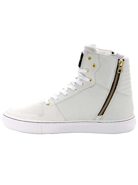 creative recreation adonis sneakers in white