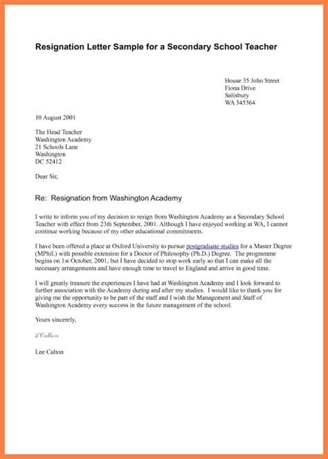 4 formal two weeks notice template notice letter kotaksurat co