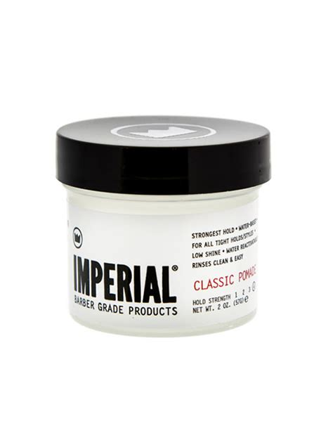 Pomade Imperial imperial barber products travel size classic pomade slick styles