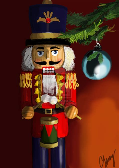 images of christmas nutcrackers nutcracker christmas by cyartist on deviantart