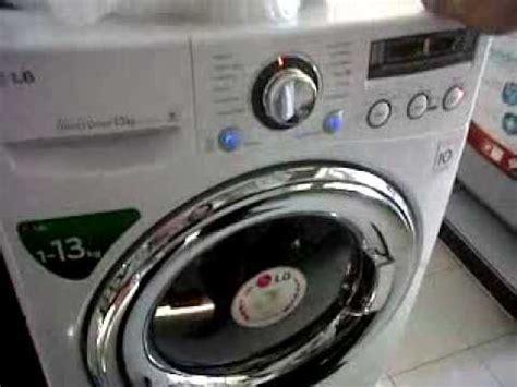 Mesin Cuci Lg Pintu Depan tes watt listrik lg mesin cuci 13kg 320watt max