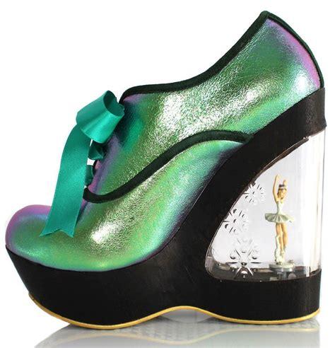 clear wedge heels heels me