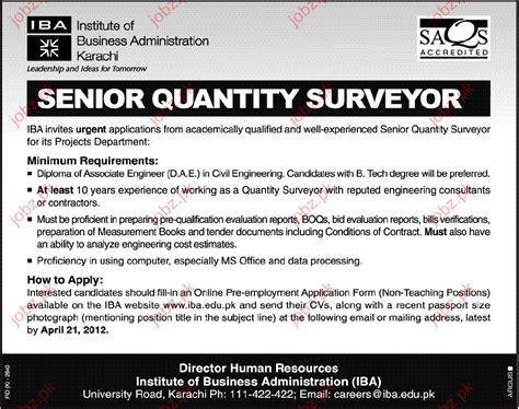 Surveyor Jobs - management consultant resume construction cv template job description cv writing