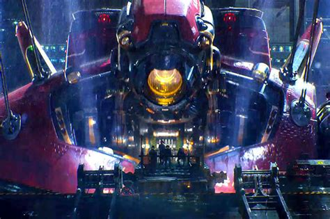 film robot fight the monsters vs robot battles in new pacific rim