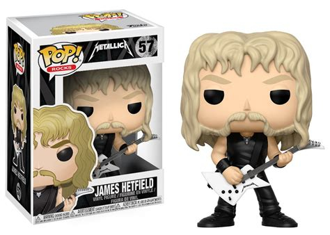 Metallica Sweepstakes - pop rocks metallica james hetfield funko