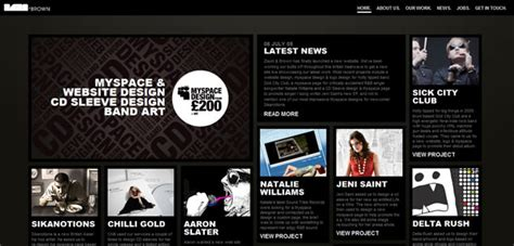 website designs for publication websites 50 magazine newspaper styled web designs for inspiration