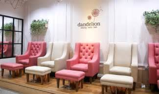 Manicure Pedicure Di Salon by Nail Salons In Jakarta We Got A Manicure At Dandelion