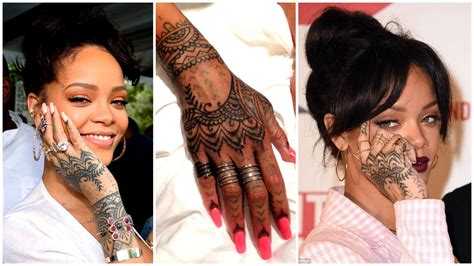 rihanna hand tattoo henna collection of 25 rihanna henna design