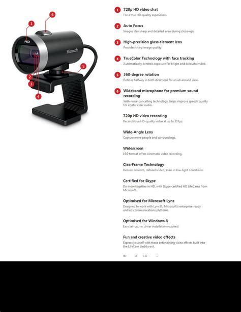 Microsoft Lifecam Cinema H5d 00016 microsoft lifecam cinema hd h5d 00016 ebay