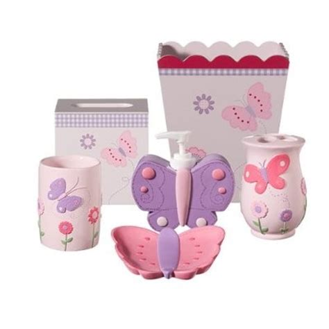 girls bathroom accessories bathroom sets for girls kids bathroom sets pinterest