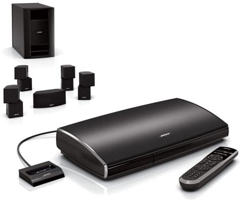 new bose lifestyle v35 v25 and t20 home entertainment