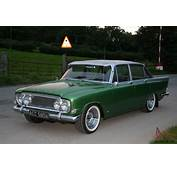 Ford Zodiac 1962 May Mk3 Lots Of History Believed To Be
