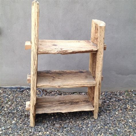 robuuste houten ladder 25 beste idee 235 n over houten rek op pinterest haardhout