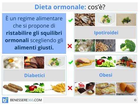 alimenti ipocalorici tabella dieta ormonale alimentazione e 249 per riattivare il