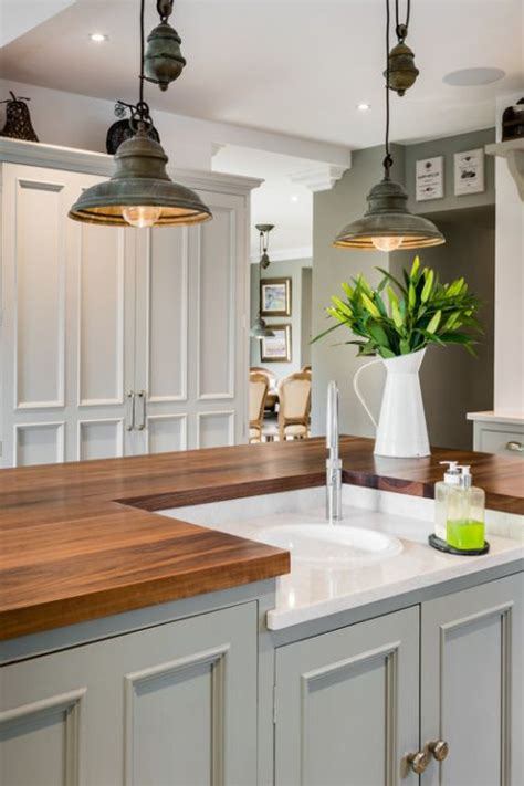pendant lighting ideas  options country kitchen