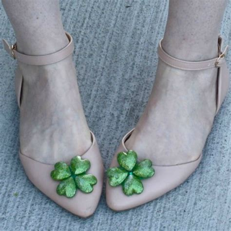 shamrock shoes why you should wear some green on st patrick s day brit