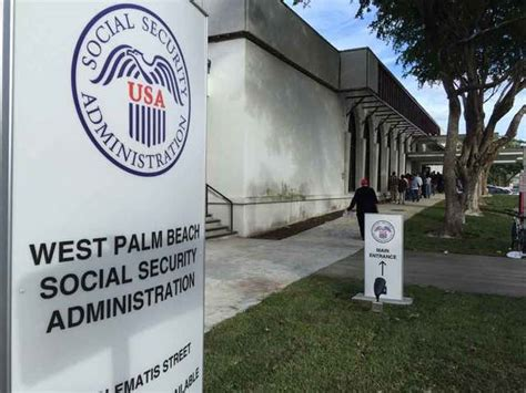 west palm social security office