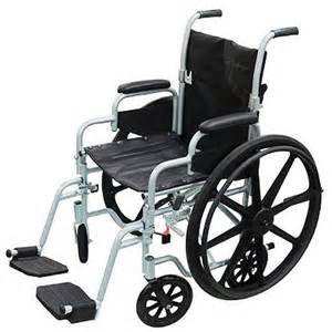 2 in 1 transport chair and lightweight wheelchair