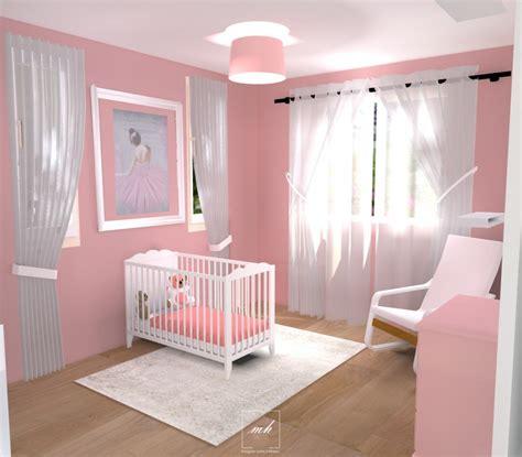 Exceptionnel Chambre Mauve Et Rose #5: Decoration-chambre-bebe-1024x898.jpg