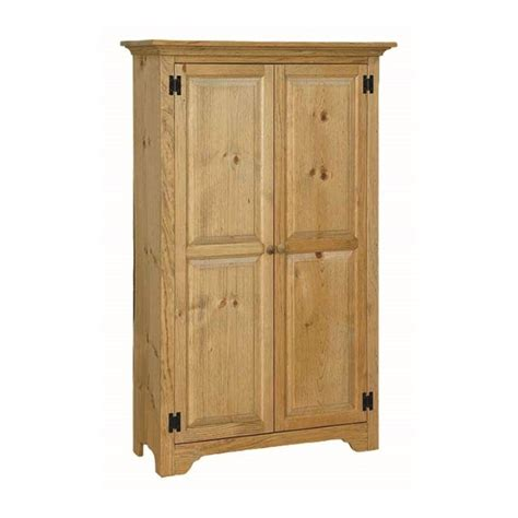 Maple Kitchen Furniture pine medium storage cabinet amish pine medium storage