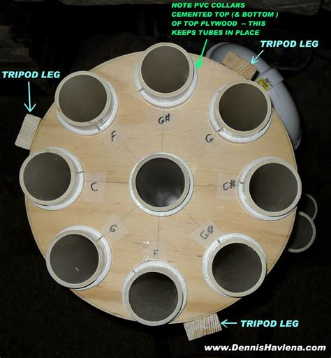 tutorial hang drum simple ake bono scale pvc tubing instrument inspired by