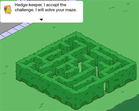 simple simpson wikipedia the shinning maze the simpsons tapped out wiki fandom