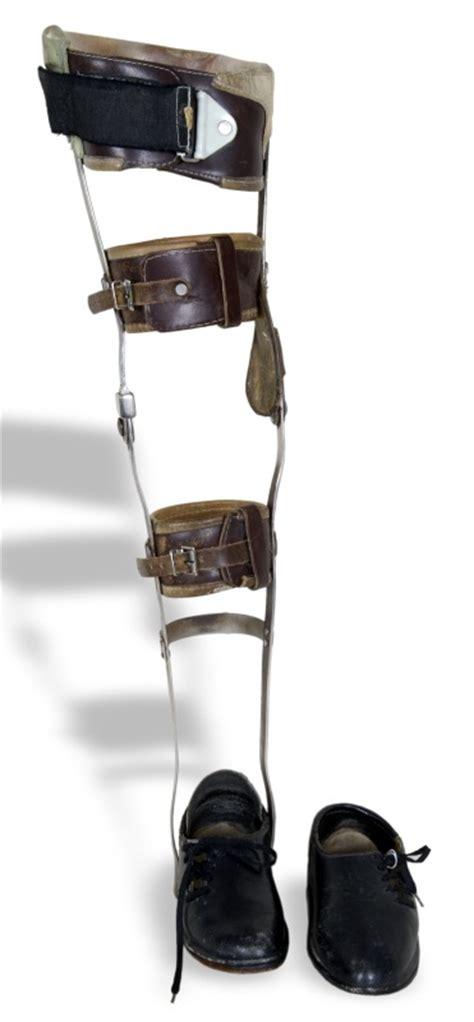leg brace leg brace kansapedia kansas historical society