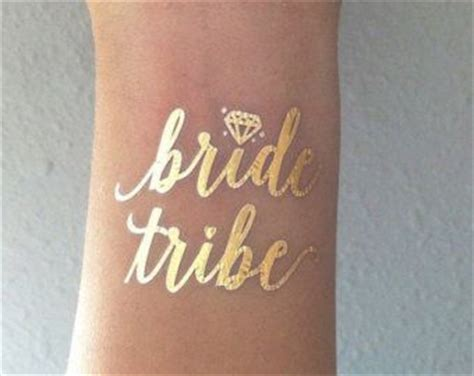 bachelorette party tattoos tribe bachelorette favor hen