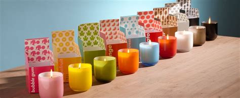 hohe kerzen illuminate autumn with high end candles