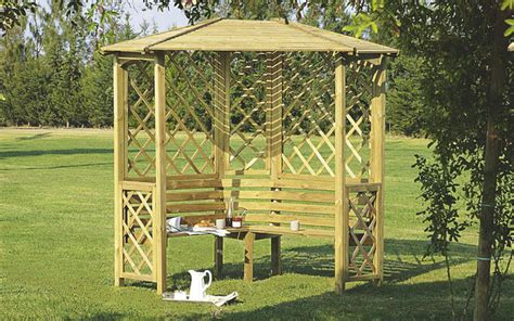 b q garden swing chiltern wooden corner arbour contemporary exterior