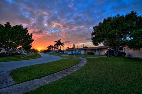 Palm Garden Fl by Sunset Palm Gardens