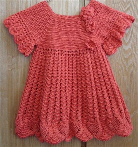 Handmade Crochet Clothing - crochet fashion for crochet baby dresses make