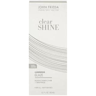 ulta salon hair glaze shine john frieda luminous color glaze clear shine ulta